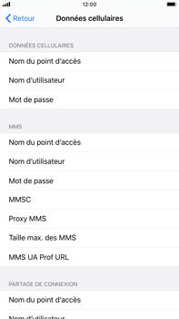 Apple iPhone 7 Plus - iOS 13 - Internet - configuration manuelle - Étape 8