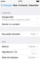 Apple iPhone 4 - E-mails - Ajouter ou modifier votre compte Gmail - Étape 10