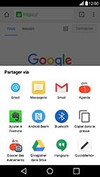 LG X Power - Internet - Navigation sur internet - Étape 20
