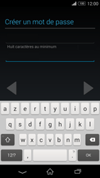 Sony Xperia Z3 Compact - Premiers pas - Créer un compte - Étape 17