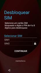 Motorola Moto G (2ª Geração) - Funções básicas - Como reiniciar o aparelho - Etapa 7