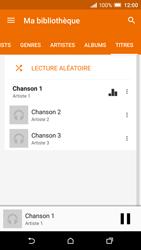 HTC One A9 - Photos, vidéos, musique - Ecouter de la musique - Étape 9