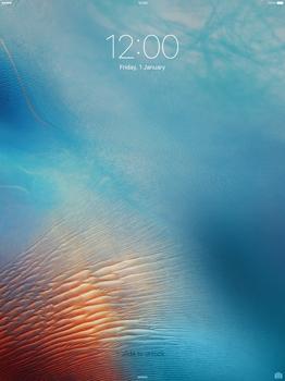 Apple iPad Pro 12.9 (1st gen) - iOS 9 - Device maintenance - Soft reset (forced reboot) - Step 4