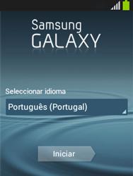 Samsung Galaxy Pocket Neo - Primeiros passos - Como ligar o telemóvel pela primeira vez -  4