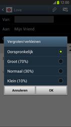 Samsung I9305 Galaxy S III LTE - E-mail - Bericht met attachment versturen - Stap 16