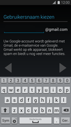 Samsung G900F Galaxy S5 - Applicaties - Account aanmaken - Stap 8