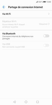 Huawei P Smart - Internet et connexion - Utiliser le mode modem par USB - Étape 6