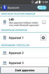 LG L40 (D160) - Bluetooth - Koppelen met ander apparaat - Stap 9