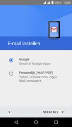Wiko Fever 4G - E-mail - handmatig instellen (gmail) - Stap 8