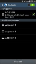 Samsung Galaxy S III Neo (GT-i9301i) - Bluetooth - Aanzetten - Stap 6