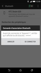 HTC Desire 620 - Bluetooth - Jumeler avec un appareil - Étape 7