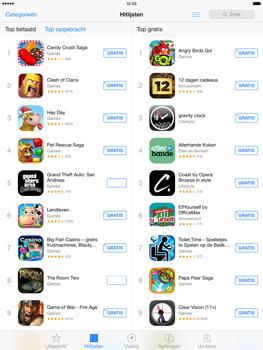 Apple iPad Air (Retina) met iOS 7 - Applicaties - Downloaden - Stap 8