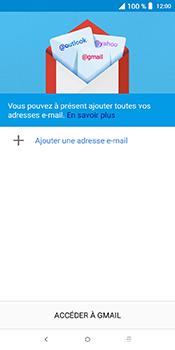 Alcatel 3L - E-mails - Ajouter ou modifier votre compte Gmail - Étape 5