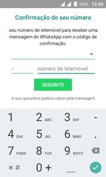 Wiko Sunny DS - Aplicações - Como configurar o WhatsApp -  9