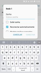 Samsung Galaxy J2 Prime - Wi-Fi - Como configurar uma rede wi fi - Etapa 8