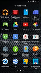 Samsung Galaxy S4 LTE - Internet no telemóvel - Como ativar os dados móveis -  3