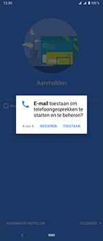 Sony Xperia 1 - E-mail - handmatig instellen (outlook) - Stap 13