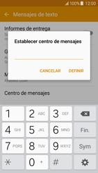 Samsung Galaxy J5 - Mensajería - Configurar el equipo para mensajes de texto - Paso 9