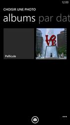 HTC Windows Phone 8X - E-mail - Envoi d
