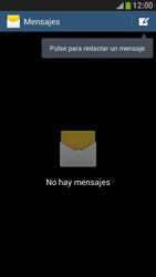 Samsung Galaxy S4 Mini - Mensajería - Configurar el equipo para mensajes de texto - Paso 4
