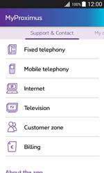 Samsung Galaxy Xcover 3 (G388F) - Applications - MyProximus - Step 24