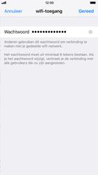 Apple iPhone 7 iOS 11 - WiFi - Mobiele hotspot instellen - Stap 5