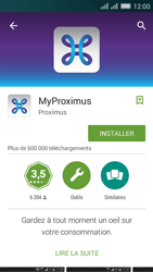 Huawei Y635 Dual SIM - Applications - MyProximus - Étape 7
