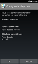Alcatel Pop S3 (OT-5050X) - Internet - Configuration automatique - Étape 5