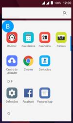 Alcatel Pixi 4 - Internet (APN) - Como configurar a internet do seu aparelho (APN Nextel) - Etapa 3