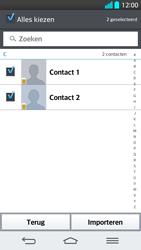 LG G2 - Contacten en data - Contacten kopiëren van SIM naar toestel - Stap 8