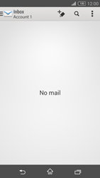 Sony D5803 Xperia Z3 Compact - E-mail - Manual configuration (outlook) - Step 10