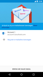 LG Nexus 5x - Android Nougat - E-mail - 032c. Email wizard - Outlook - Stap 13
