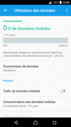 Sony Xperia Z5 (E6653) - Android Nougat - Internet - Désactiver les données mobiles - Étape 7