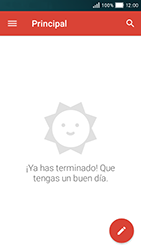 Huawei Y5 - E-mail - Configurar Gmail - Paso 16