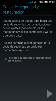 Alcatel Pop C9 - E-mail - Configurar Gmail - Paso 13