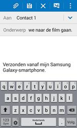 Samsung G318H Galaxy Trend 2 Lite - E-mail - hoe te versturen - Stap 9