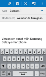 Samsung G318H Galaxy Trend 2 Lite - E-mail - E-mails verzenden - Stap 9