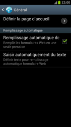Samsung I9300 Galaxy S III - Internet - configuration manuelle - Étape 21
