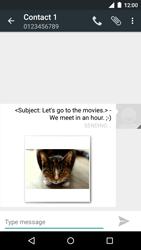 Motorola Moto G 3rd Gen. (2015) - MMS - Sending a picture message - Step 17