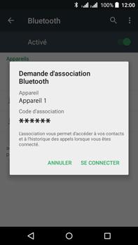 Acer Liquid Z630 - Bluetooth - connexion Bluetooth - Étape 9