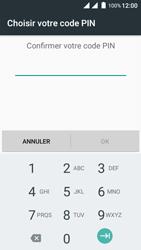 Wiko Freddy - Sécuriser votre mobile - Activer le code de verrouillage - Étape 9