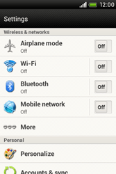 HTC A320e Desire C - Bluetooth - Pair with another device - Step 4