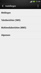 HTC Desire 601 - MMS - probleem met ontvangen - Stap 9