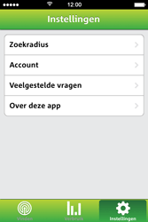 Apple iPhone 4S met iOS 5 (Model A1387) - WiFi - KPN Hotspots configureren - Stap 11