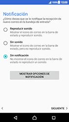 Sony Xperia XZ (F8331) - E-mail - Configurar Yahoo! - Paso 11