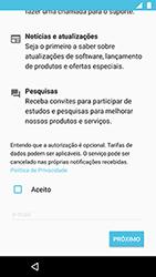 Motorola Moto X4 - Primeiros passos - Como ativar seu aparelho - Etapa 19