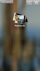 Sony Xpéria S - Photos, vidéos, musique - Envoyer une photo via Bluetooth - Étape 4