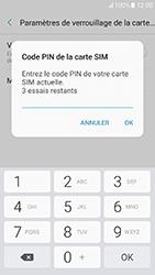 Samsung Galaxy A5 (2017) (A520) - Sécuriser votre mobile - Personnaliser le code PIN de votre carte SIM - Étape 8