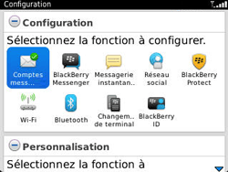 BlackBerry 9320 Curve - E-mail - Configuration manuelle - Étape 11