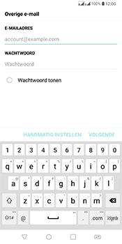 LG Q7 - E-mail - Account instellen (IMAP zonder SMTP-verificatie) - Stap 7